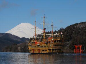 【箱根海賊船】10月1日~11月30日までの運航ダイヤ